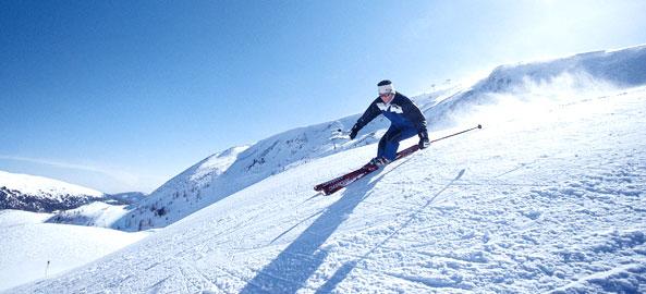 Kurorty narciarskie Słowenia