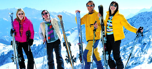 Wypożyczalnia nart Słowenia